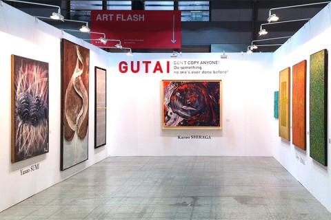 海外アートフェア展示風景